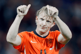 Dirk Kuyt stopt als international