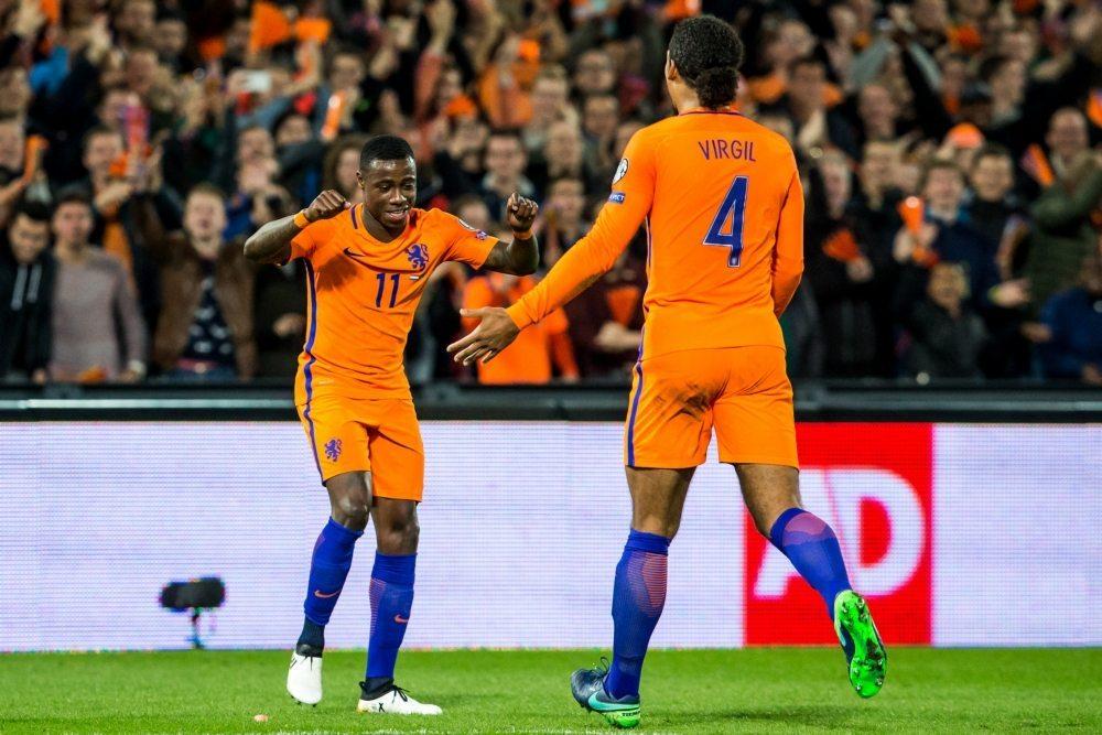 Kwalificatiewedstrijd Nederland - Wit-Rusland