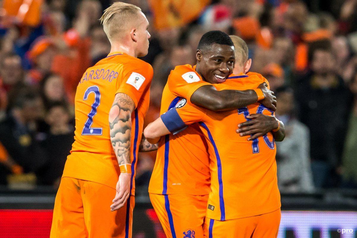 'Eindelijk ook in Oranje laten zien'
