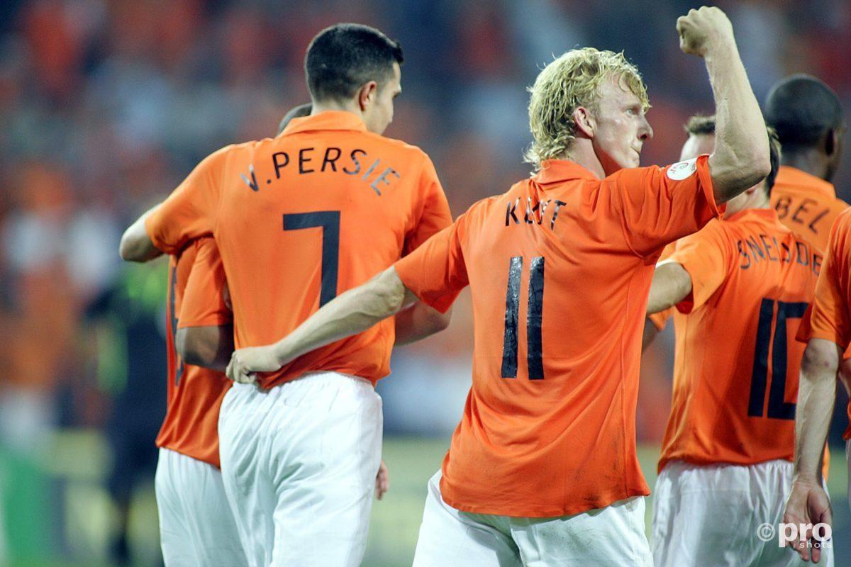 Wedstrijd van toen: Nederland - Wit-Rusland (3-0)