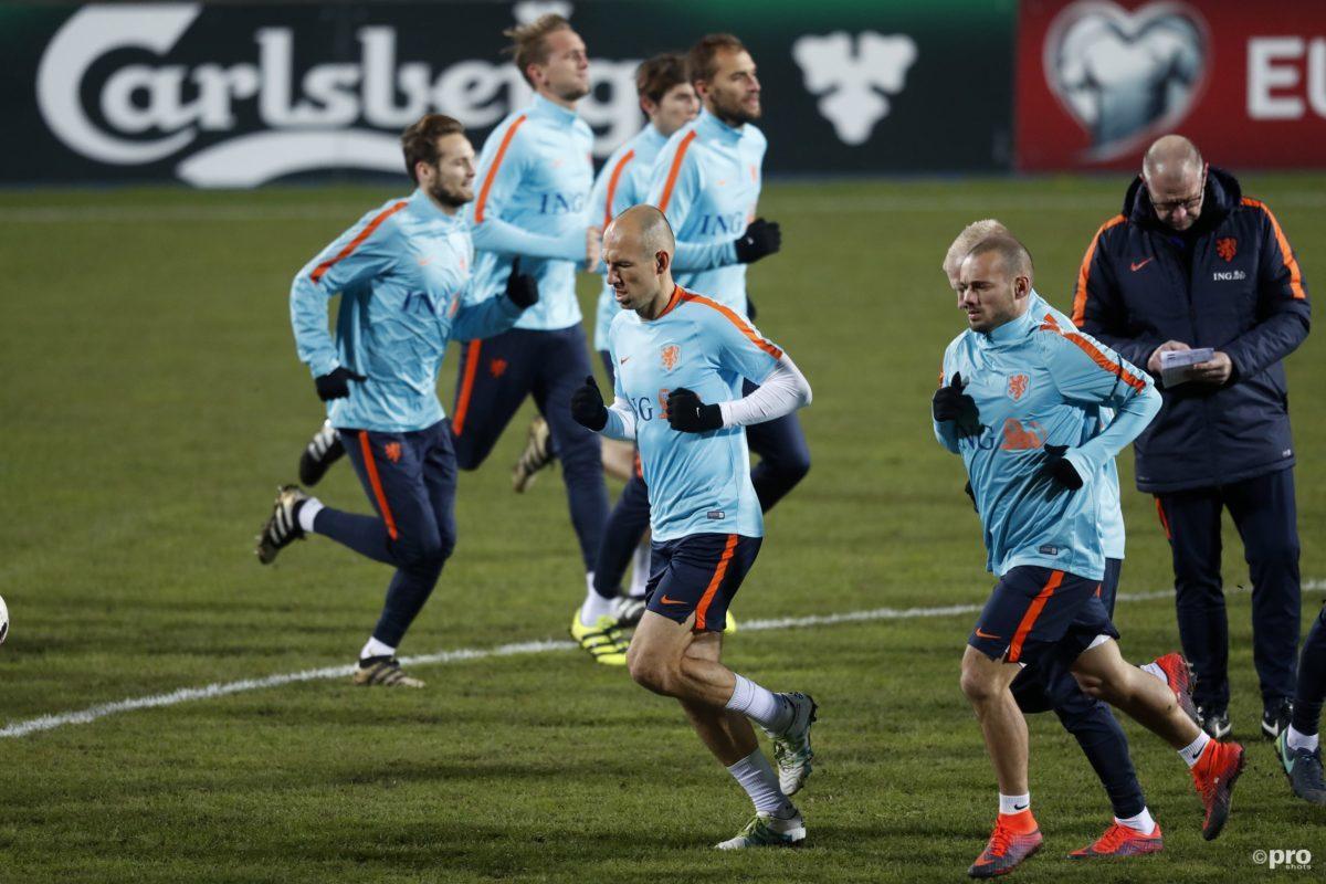 Van Dijk: 'Robben boezemt angst in'