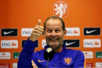 Nederlandse internationals op dreef