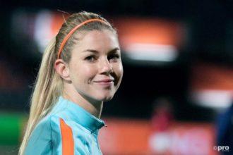 Anouk Hoogendijk stopt als Oranje-international