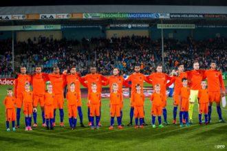 Nieuwe top-competitie voor Oranje onder 20