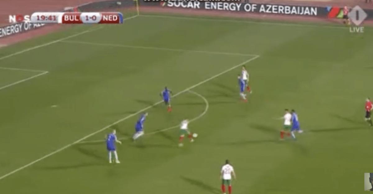 2-0 voor Bulgarije, Oranje in grote problemen