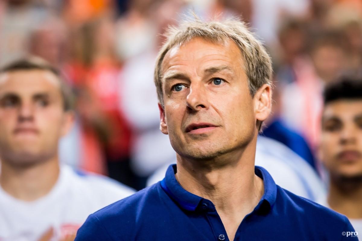 Jurgen Klinsmann Oranje