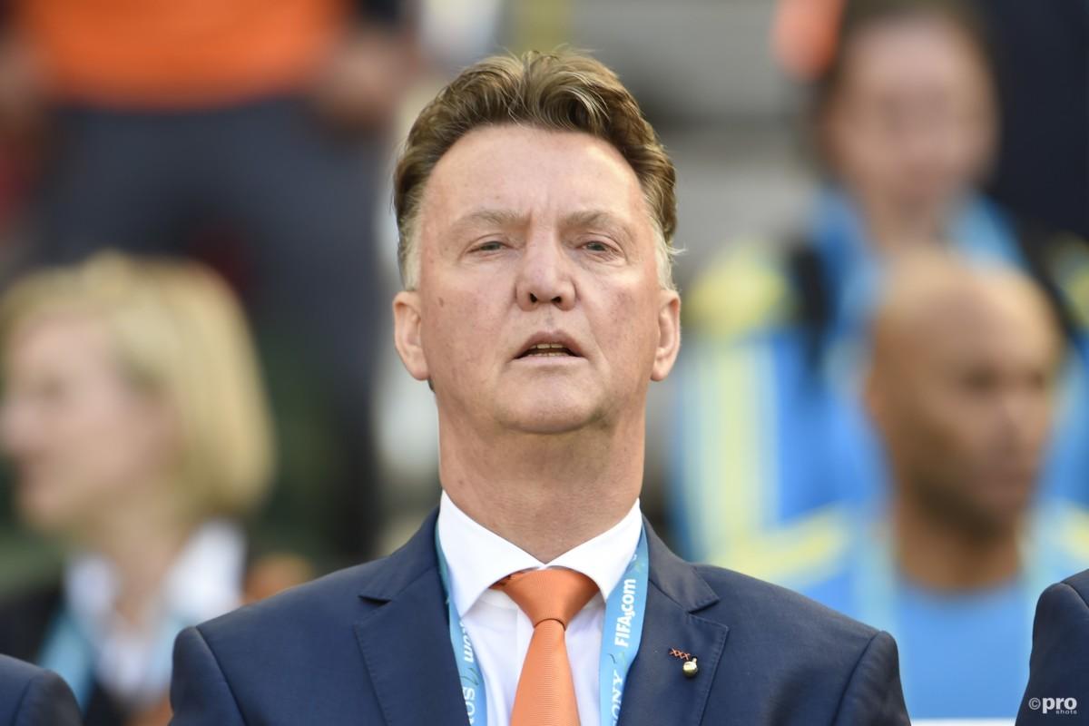 Louis van Gaal Oranje