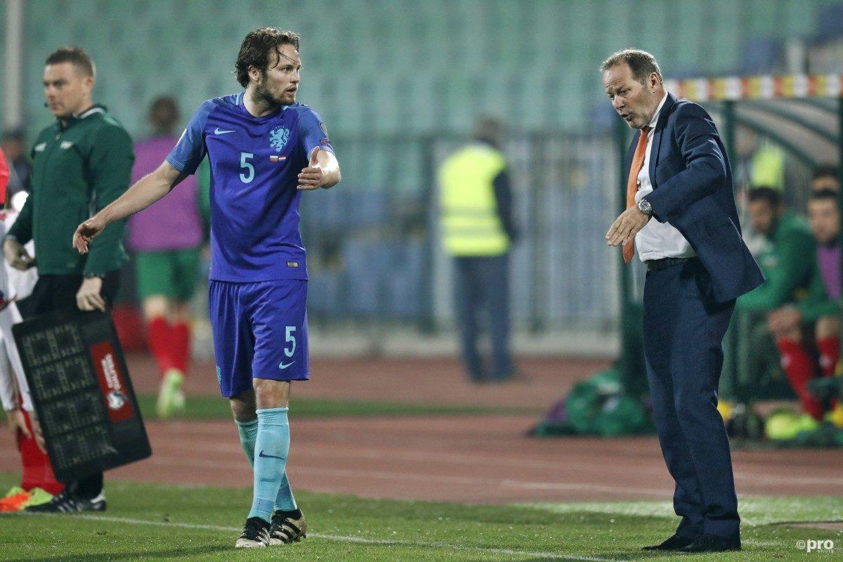 KNVB ontslaat Blind na blamage tegen Bulgarije