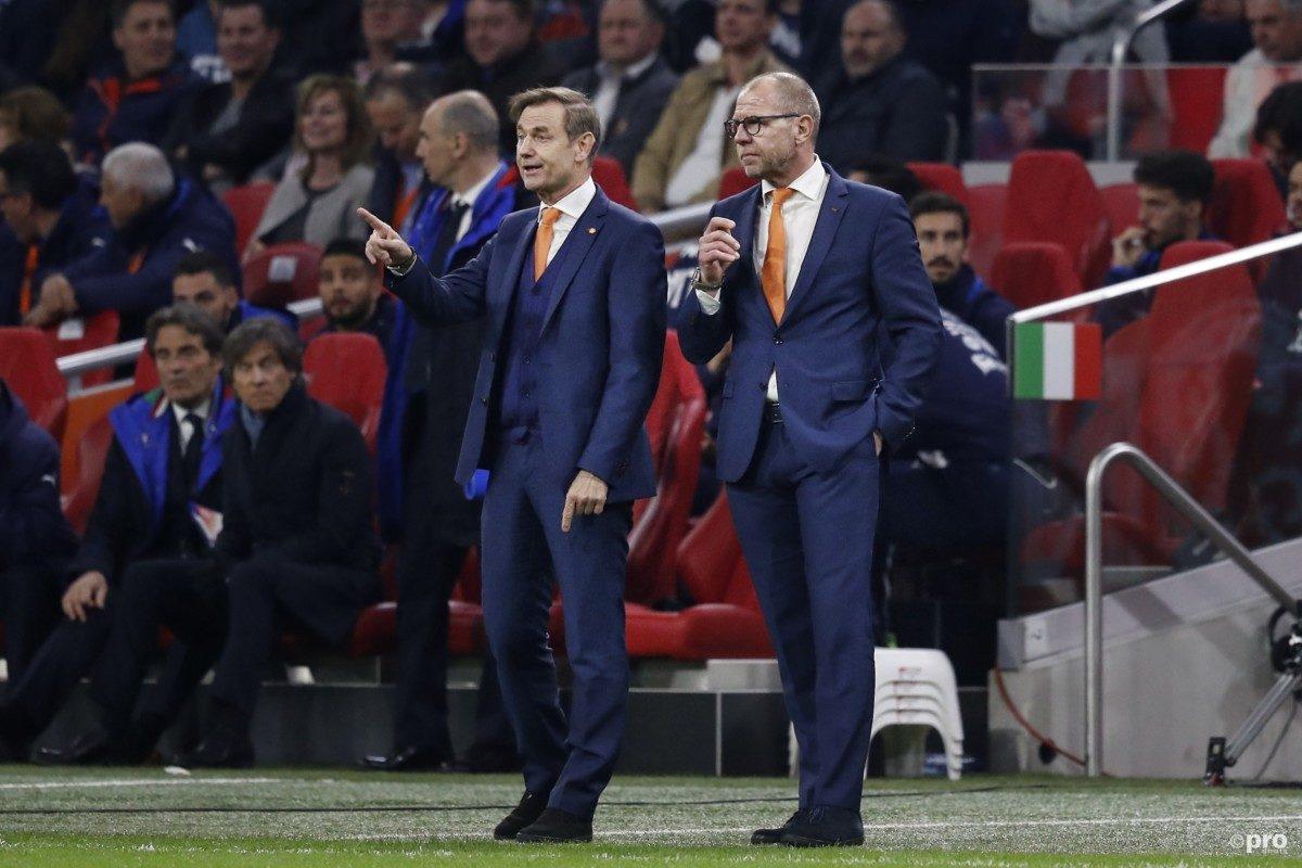 """Grim: """"Robben riep mij niet tot de orde'"""