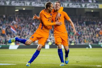 International van de week: alweer Bas Dost