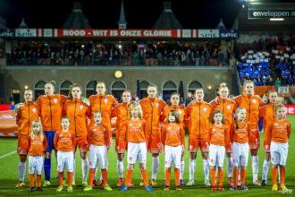 Mooie overwinning voor Oranje Leeuwinnen
