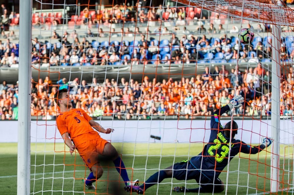 Oefenwedstrijd Nederland - Ivoorkust