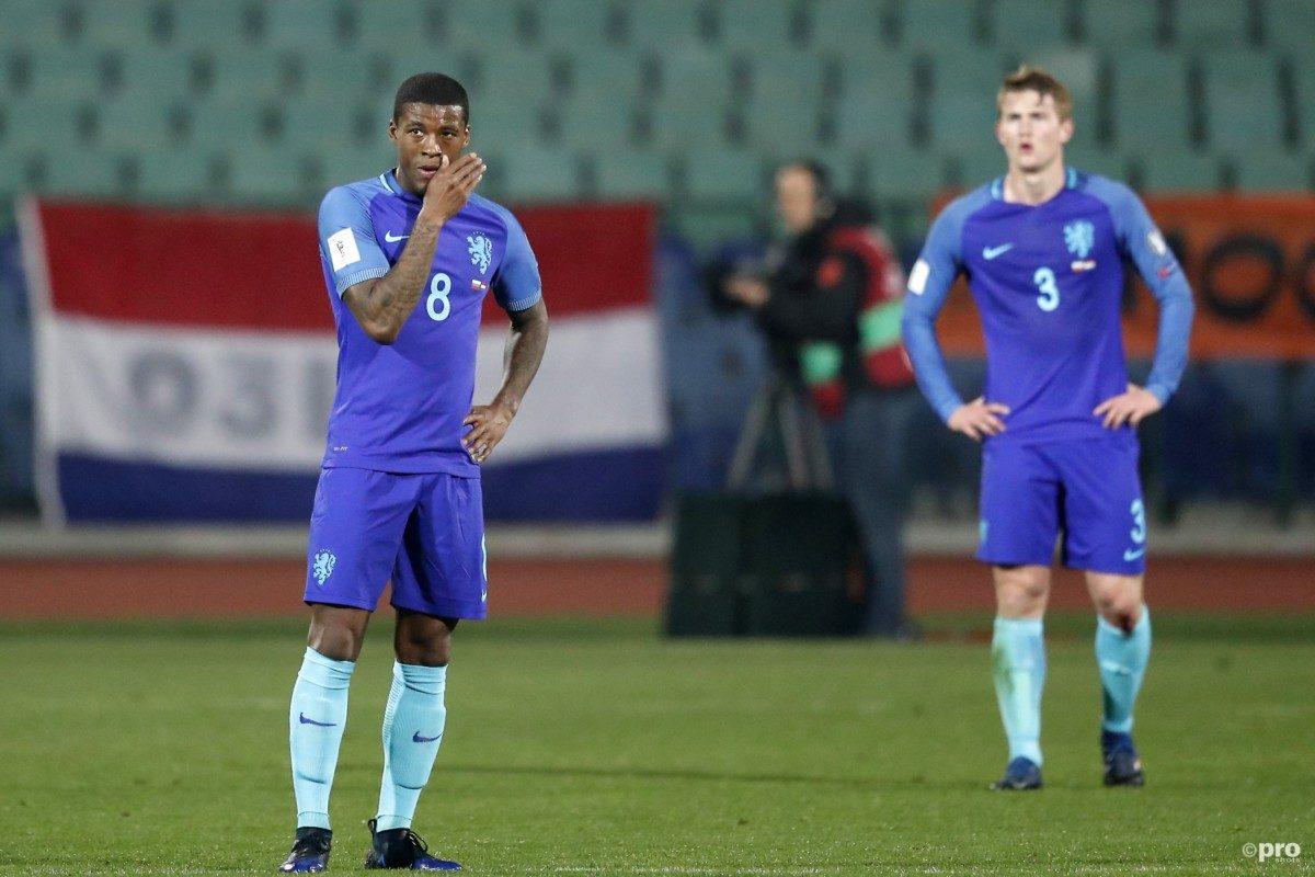 """Oranje-spelers kritisch op Blind: """"Niet eens met de keuzes"""""""