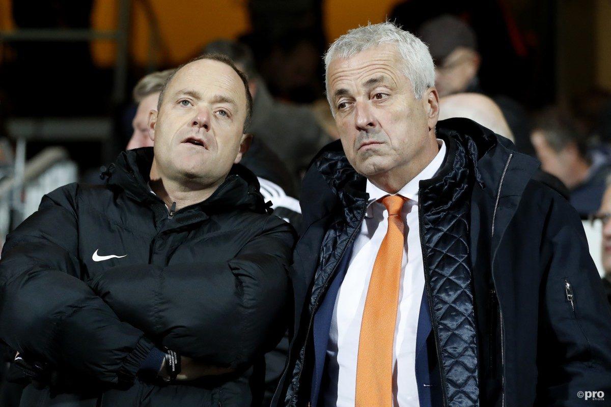 'Voor interlands in juni een nieuwe bondscoach'