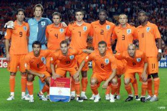 Wedstrijd van toen: Nederland - Bulgarije 2-0