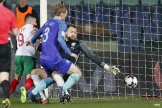 WK uit zicht voor Oranje na dramatische nederlaag tegen Bulgarije
