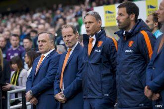 KNVB praat ook met Dick Advocaat