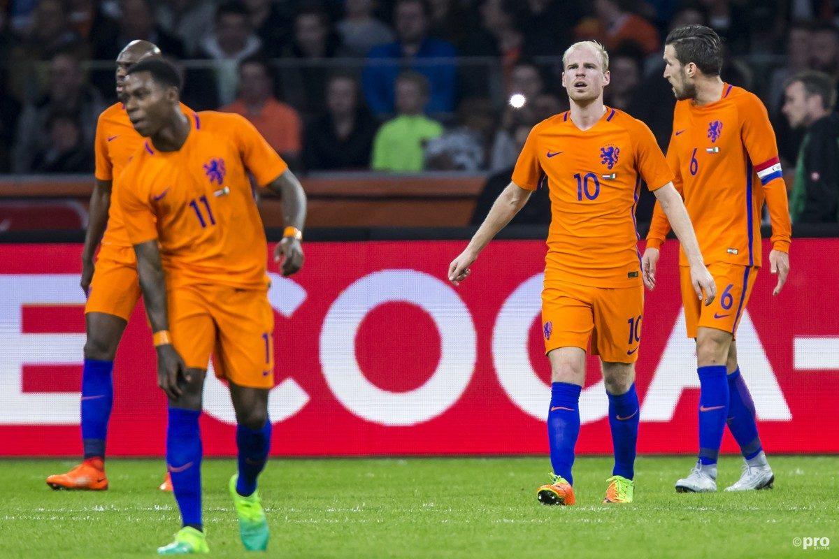 Nu ook officieel: Oranje keldert op FIFA Ranking