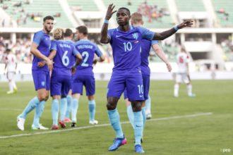 Oranje boekt moeizame overwinning op Marokko