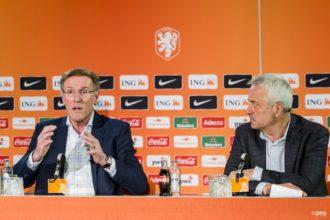 'De complete persconferentie van de KNVB'
