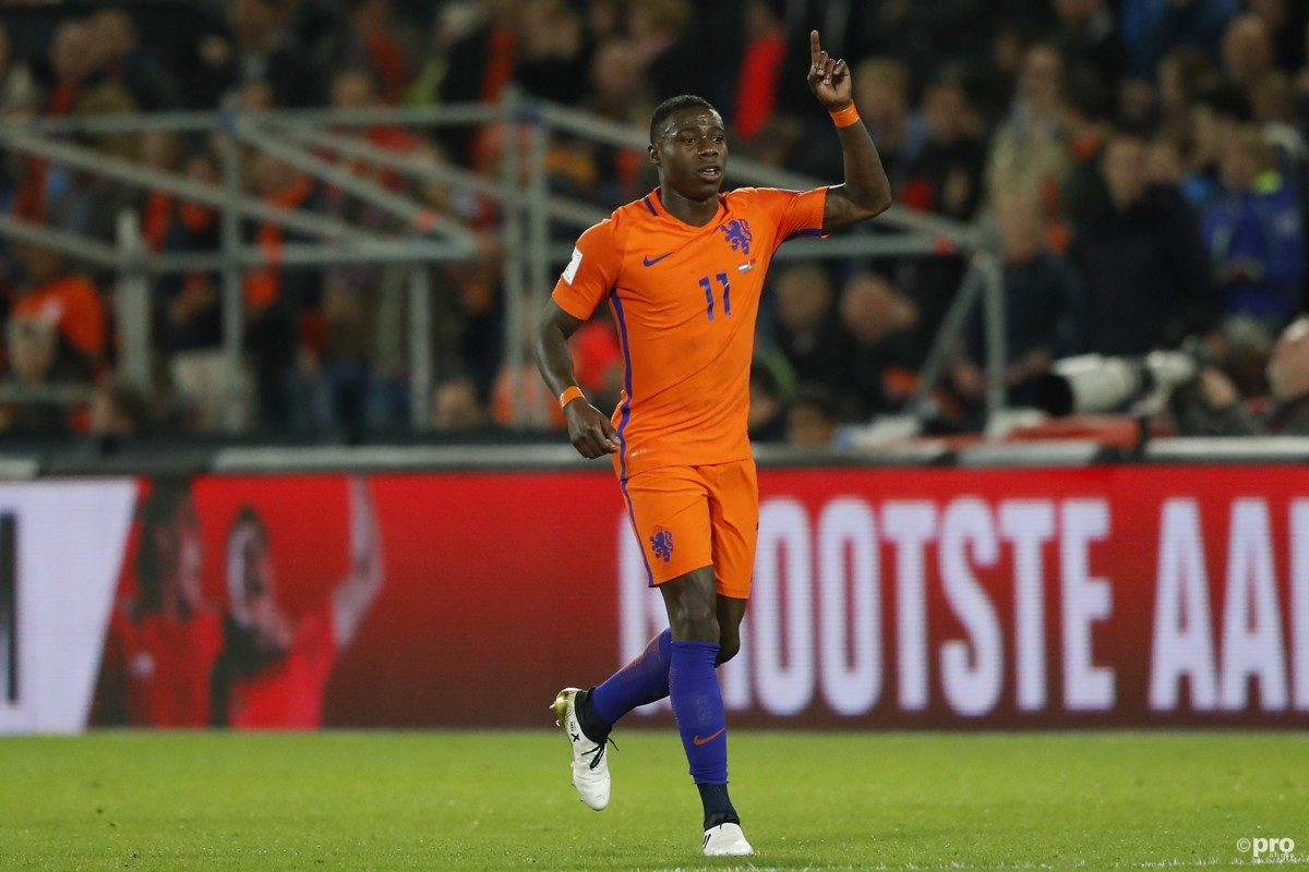 International van de Week: Quincy Promes