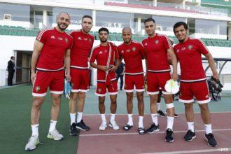 Marokkaanse spelers balen van tijdstip oefenduel