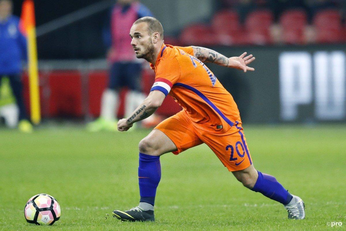 'Sneijder krijgt kans op record'