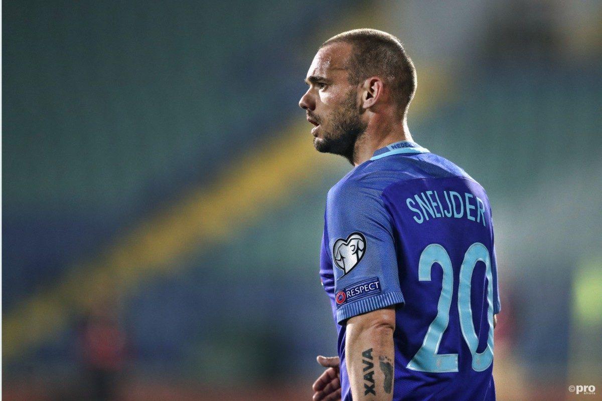 Sneijder vliegt direct terug naar Turkije