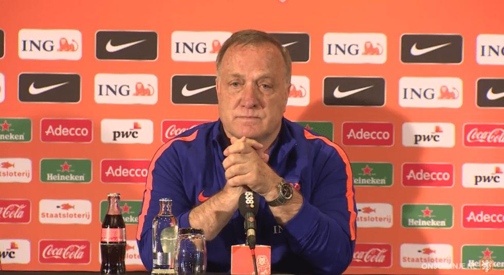 Advocaat: 'Sneijder begint vrijdag'