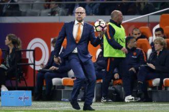 Opstelling Nederland - Ivoorkust: Verrassing op goal!