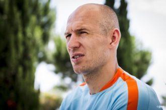 Robben: 'Komende week is cruciaal'