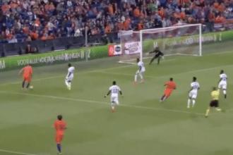VIDEO: Klaassen schuift de 4-0 simpel binnen