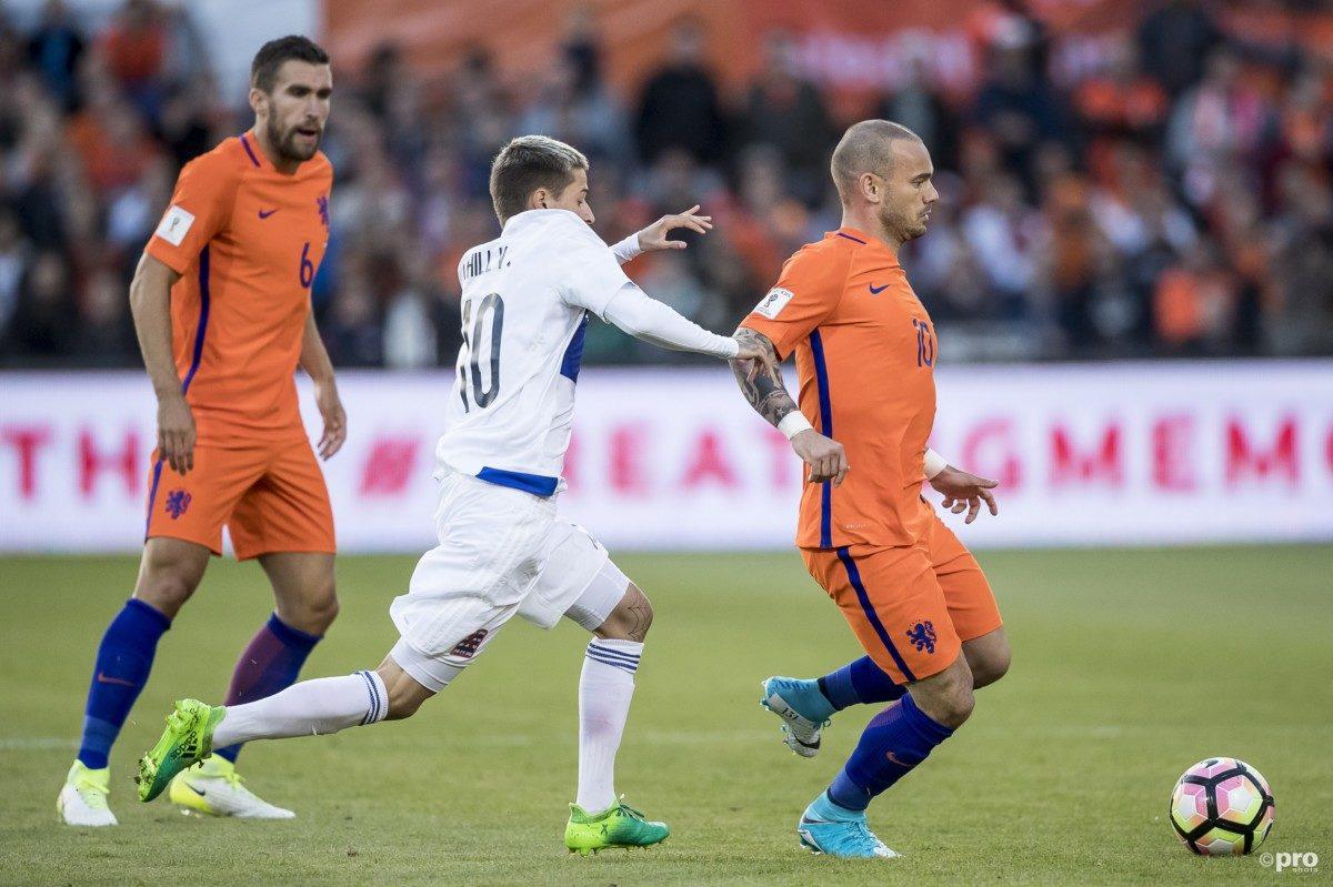 VIDEO: Sneijder bekroont zichzelf met 2-0!
