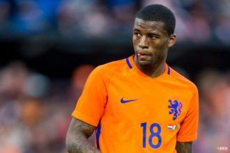 VIDEO: Wijnaldum zet Oranje op 3-0