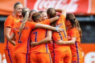 OranjeLeeuwinnen treffen Zweden