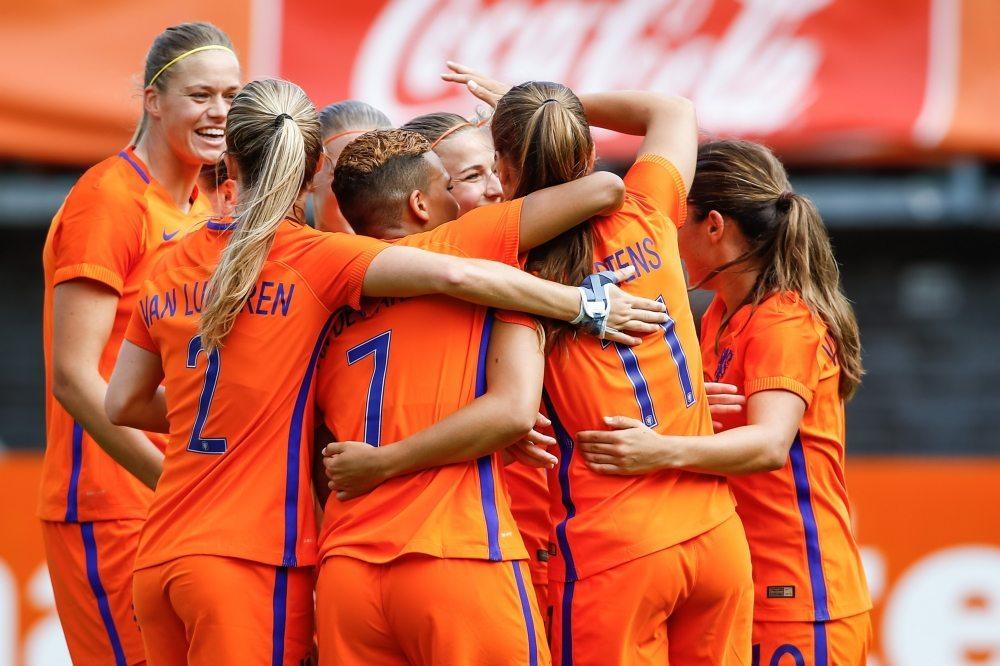 Live: Slowakije - OranjeLeeuwinnen