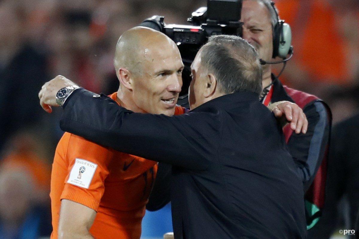 Robben kan Frankrijk 'gewoon' halen'