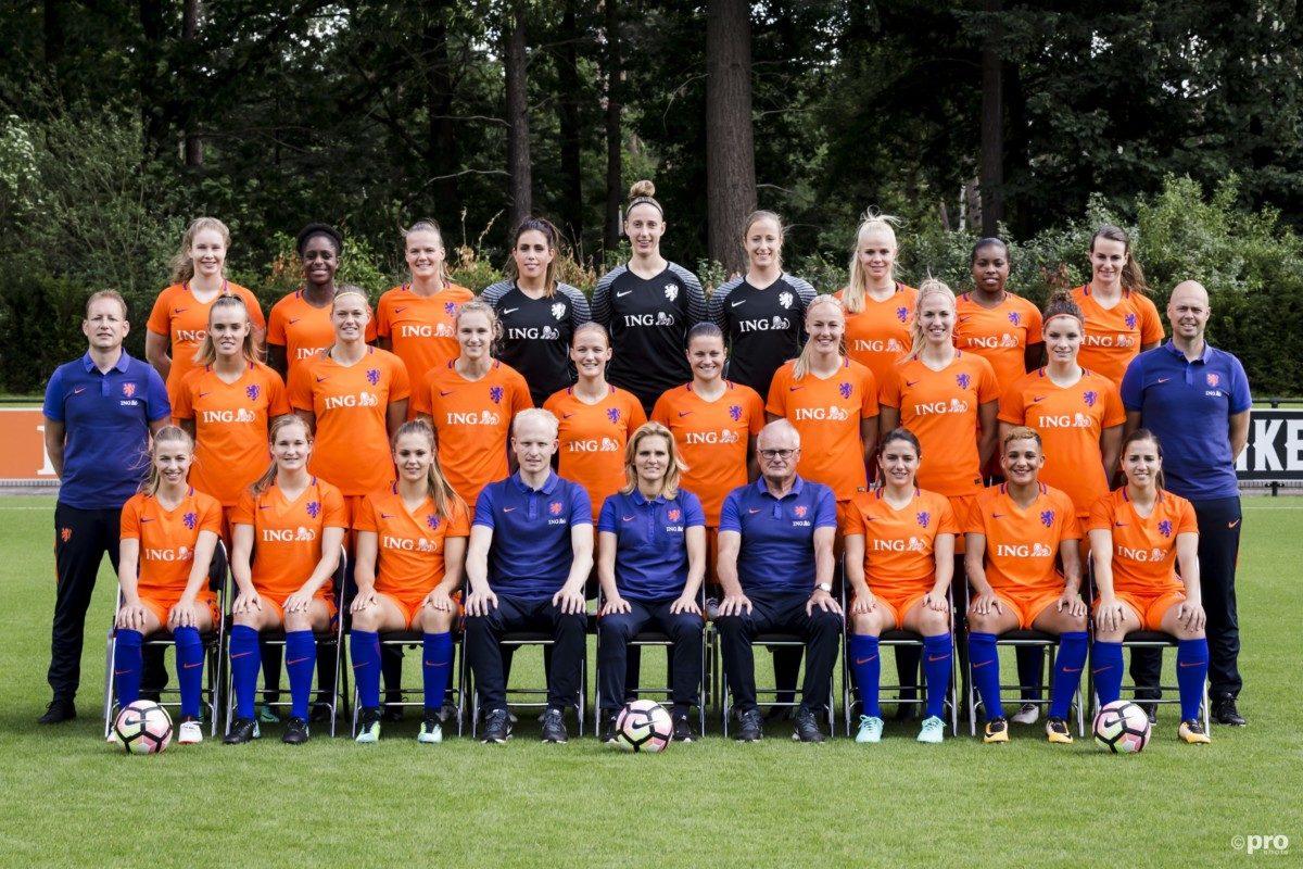Speelschema EK voor vrouwen in Nederland