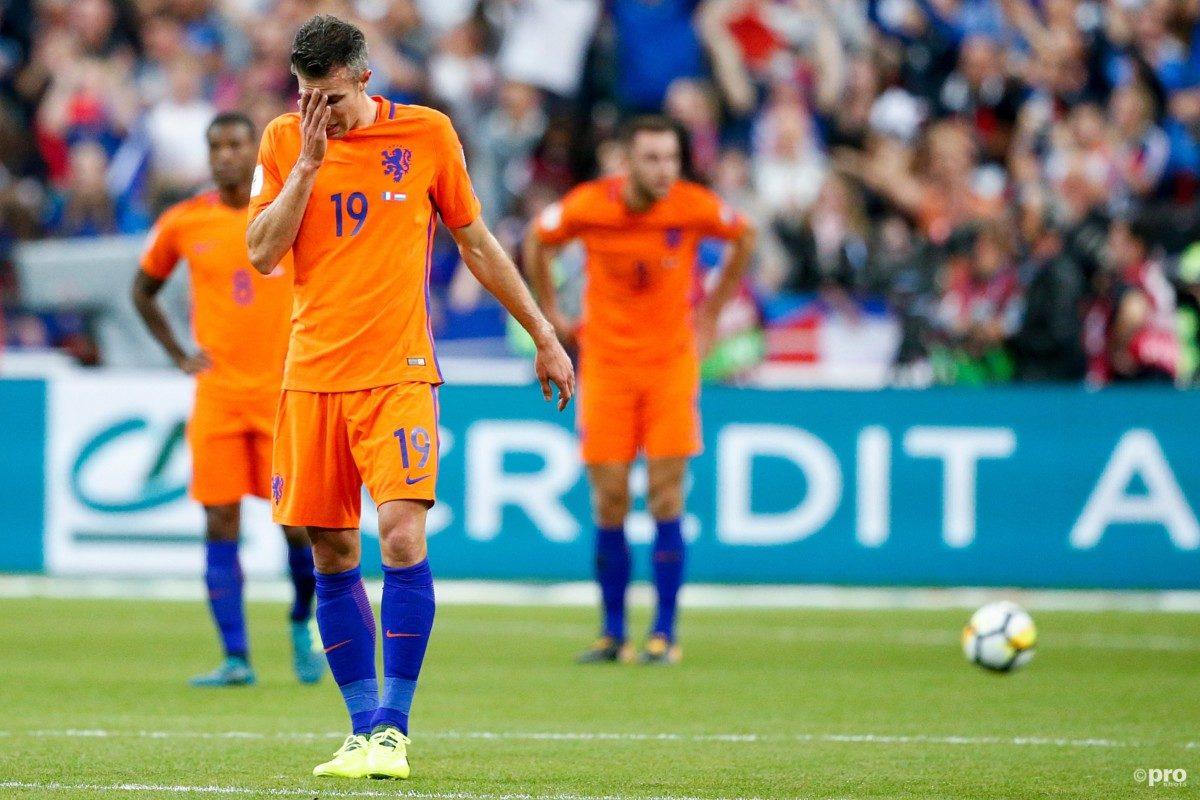 Frankrijk walst over machteloos Oranje heen