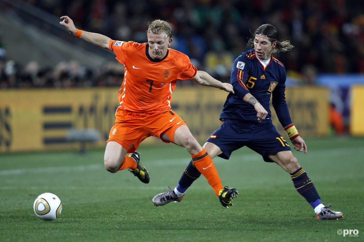 Kuyt gebruikte legaal verboden middel tijdens WK 2010