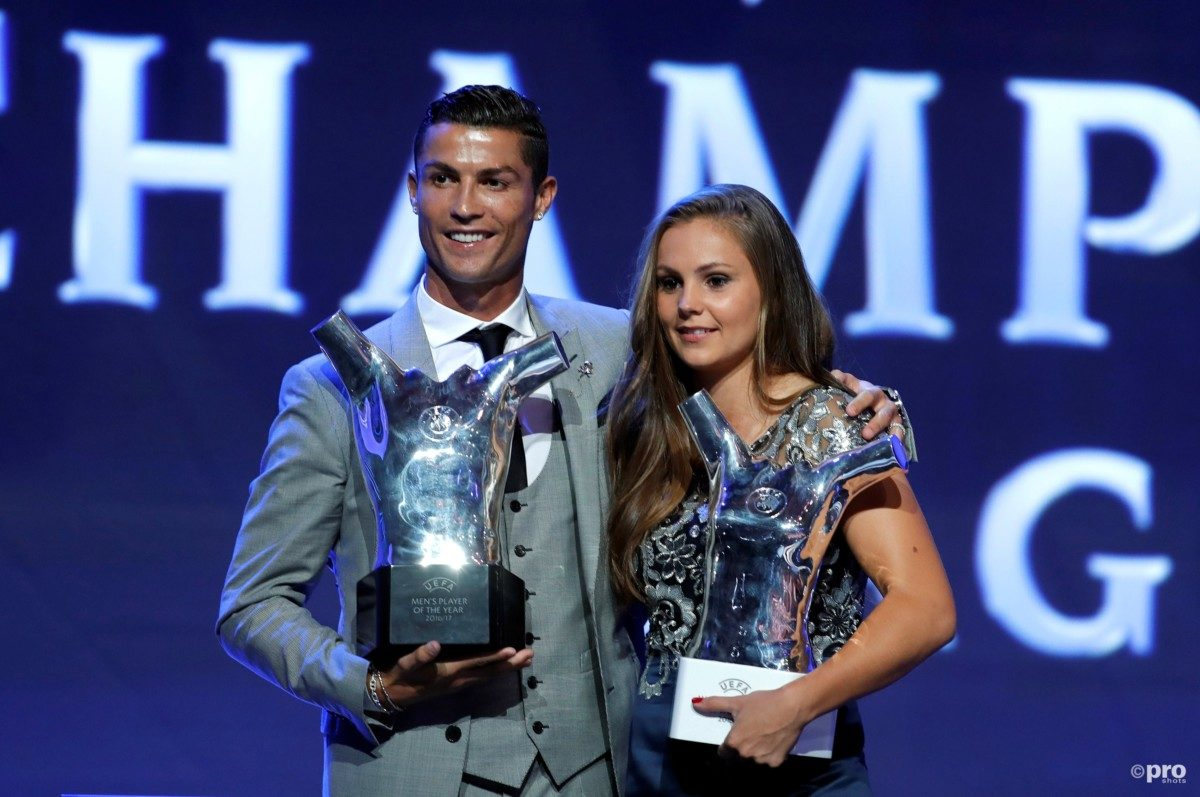 Martens: 'Ronaldo was heel lief'