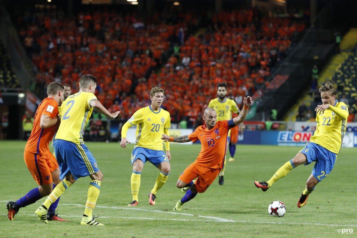 Ook Zweden hoopt op overwinning Oranje