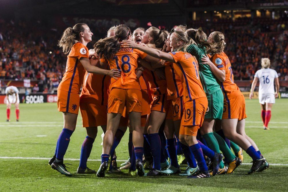 Live: IJsland - OranjeLeeuwinnen