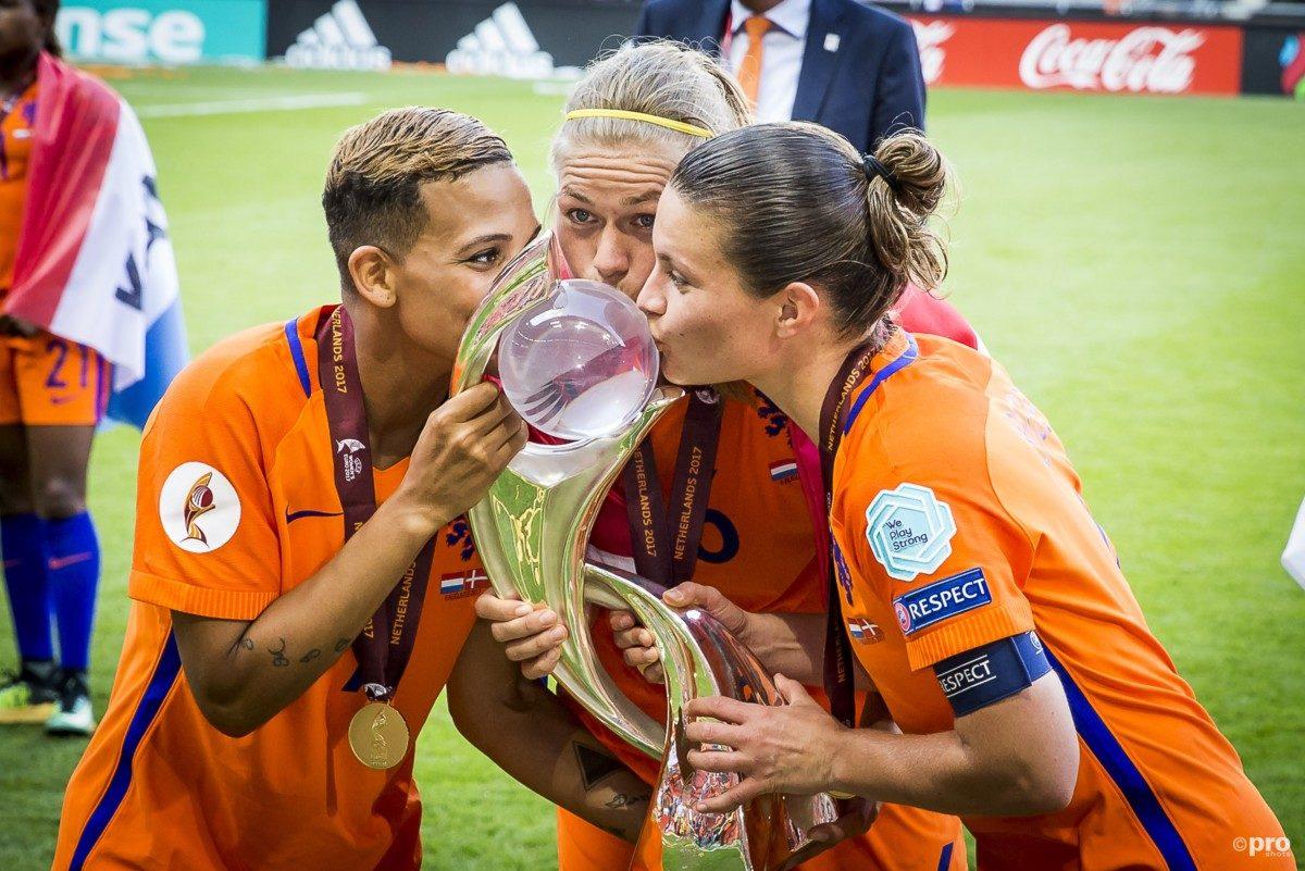 Programma huldiging OranjeLeeuwinnen in Utrecht