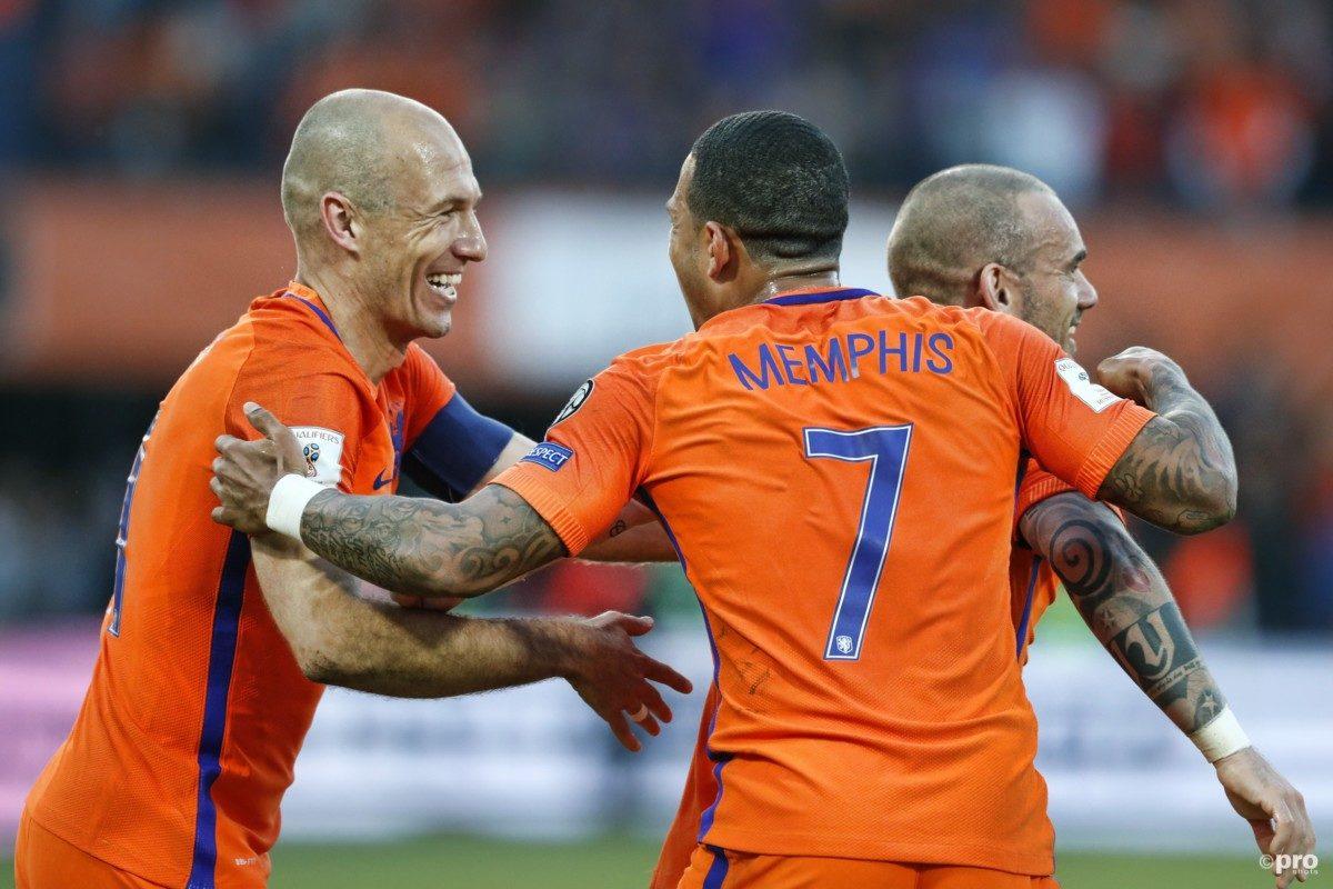 Robben: 'We moeten wel realistisch zijn'