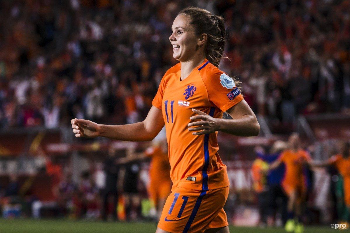 Twee OranjeLeeuwinnen kunnen beste speelster van het jaar worden