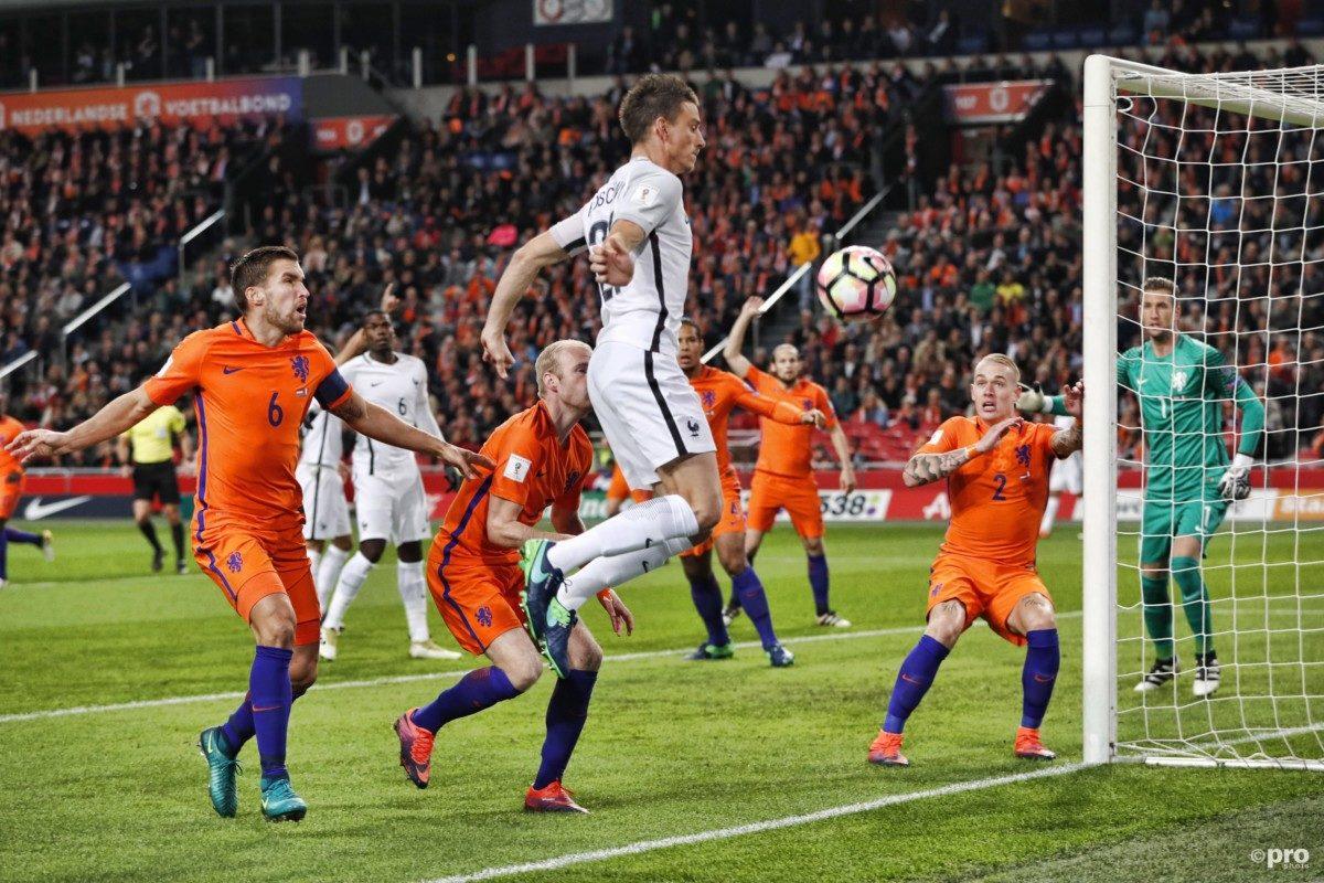 Voorbeschouwing Frankrijk - Nederland