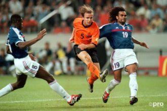 Wedstrijd van toen: Nederland - Frankrijk op EK 2000