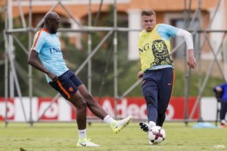 Bruno Martins Indi moet interlands overslaan
