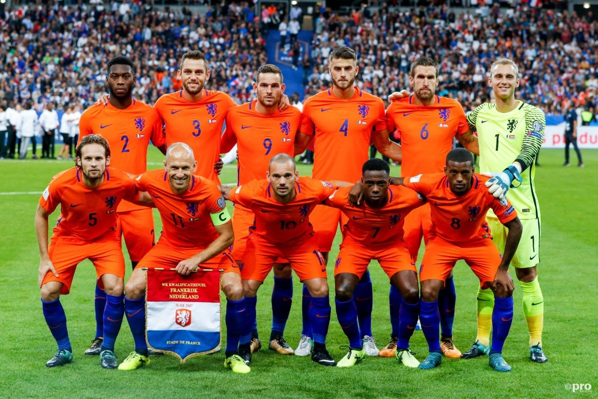 De vermoedelijke opstelling voor Nederland tegen Bulgarije